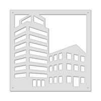 DrapeScape™ Cuts-Cityscape 1