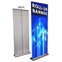 Roll-up Banner Stand Kit w/Graphic
