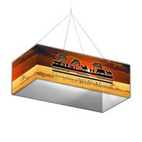 Graphic for 10' x 5' Rectangle Hanging Structure