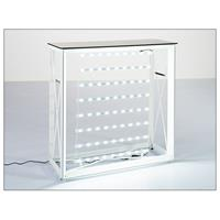 Pop-Up SEG Lightbox, 2-Sided Counter w/Lights&Profiles