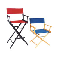 Director Chair Canvas-Unprinted